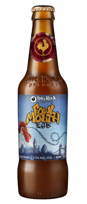 Fowl Mouth ESB by Big Rock Brewery in Alberta, Canada