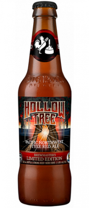 Hollow Tree by Big Rock Brewery in Alberta, Canada