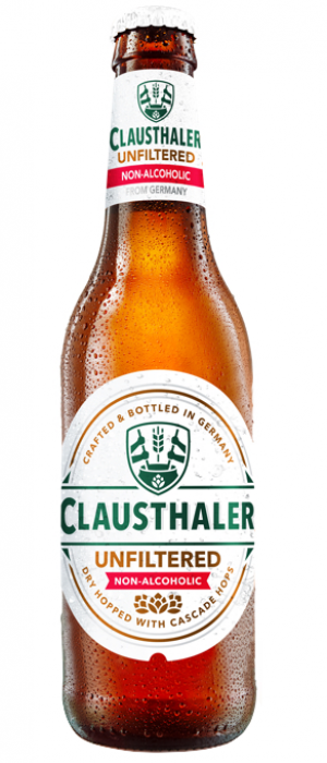Clausthaler Unfiltered by Binding-Brauerei in Bavaria, Germany