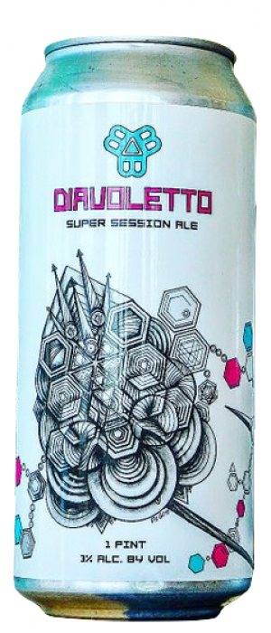 Diavoletto by Bissell Brothers Brewing Company in Maine, United States