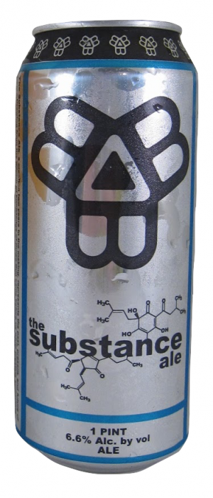 The Substance Ale by Bissell Brothers Brewing Company in Maine, United States