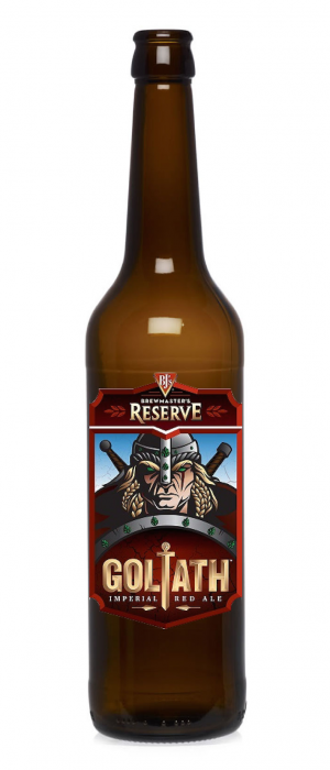 Goliath Imperial Red Ale by BJ's Restaurant and Brewery in California, United States