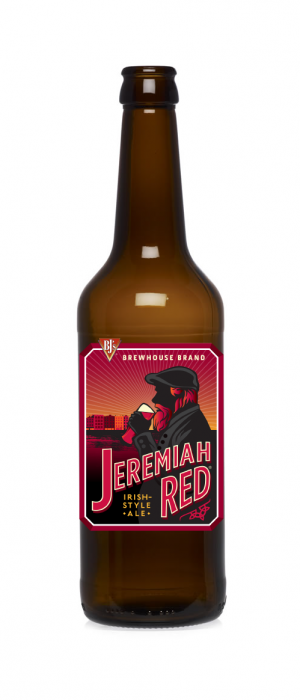 Oud Jeremiah Red Ale by BJ's Restaurant and Brewery in California, United States