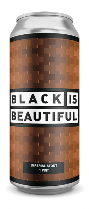 Black is Beautiful by Storm Stayed Brewing Company in Ontario, Canada