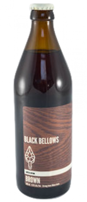 Brown by Black Bellows Brewing Company in Ontario, Canada