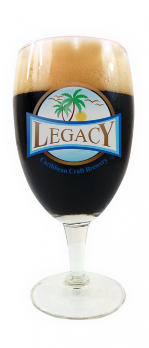 Black Ceasar by Legacy Caribbean Craft Brewery in Florida, United States