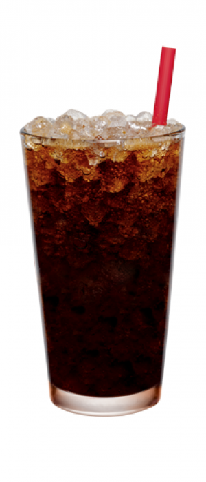 Black Cherry Soda by BJ's Restaurant and Brewery in California, United States