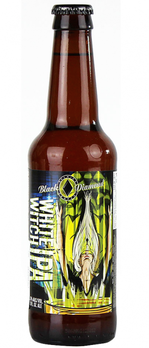 White Witch IPA by Black Diamond Brewing Company in California, United States