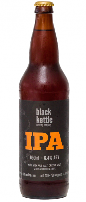 Black Kettle IPA by Black Kettle Brewing Company in British Columbia, Canada
