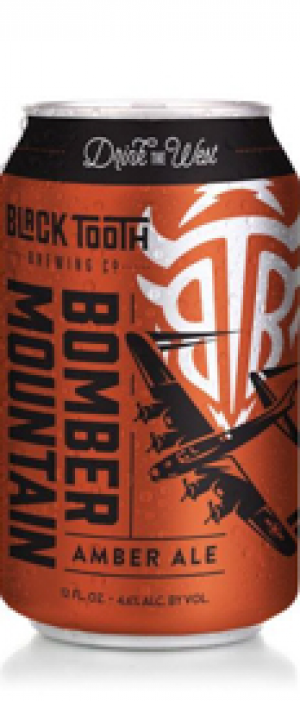 Bomber Mountain Amber by Black Tooth Brewing Company in Wyoming, United States