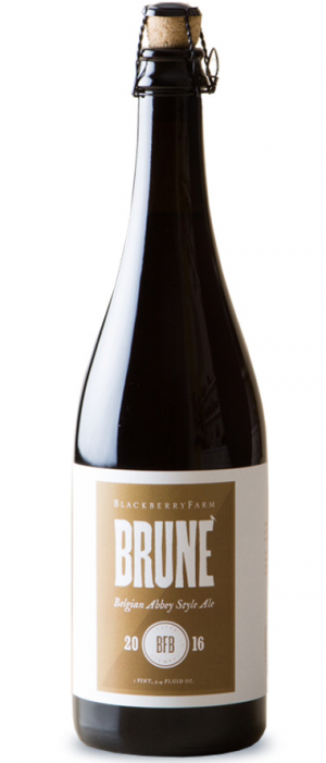 Abbey Brune by Blackberry Farm Brewery in Tennessee, United States