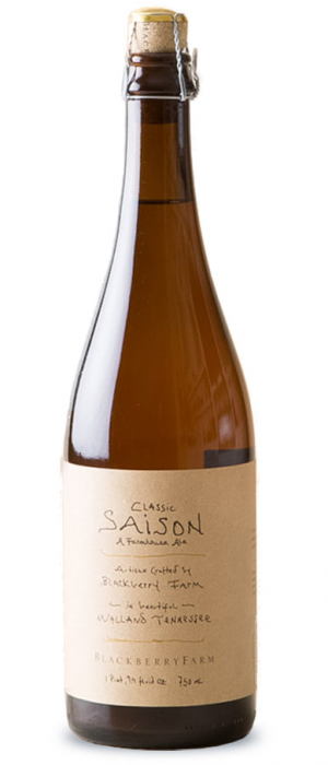 Classic Saison by Blackberry Farm Brewery in Tennessee, United States