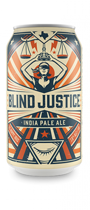 Blind Justice by Unlawful Assembly Brewing Company in Texas, United States