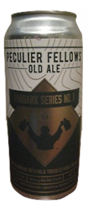 Peculier Fellows Old Ale
