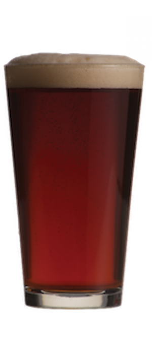 Bloodhound Brown Ale by Attic Brewing Company in Pennsylvania, United States