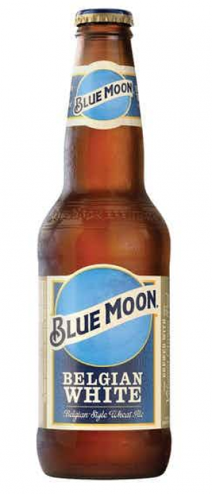 Blue Moon Belgian White by Molson Coors in Colorado, United States