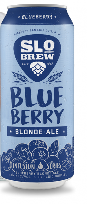 Blueberry by SLO Brew in California, United States