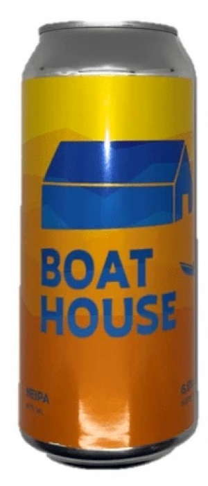 Boathouse IPA No. 1 by À La Dérive Brasserie Artisanale in Québec, Canada