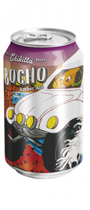 Bocho by Chikilla Craft Beer in Baja California, Mexico