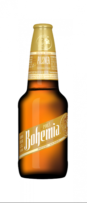 Bohemia Pilsner by Heineken in North Holland, Netherlands