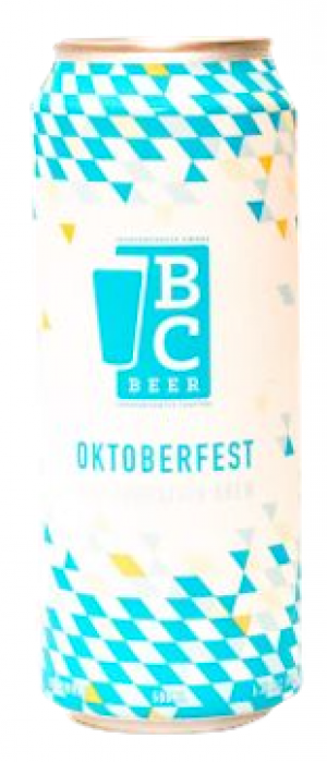 Brewer's Guild Oktoberfest by Bomber Brewing in British Columbia, Canada