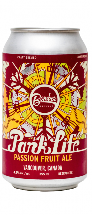 Park Life Passion Fruit Ale