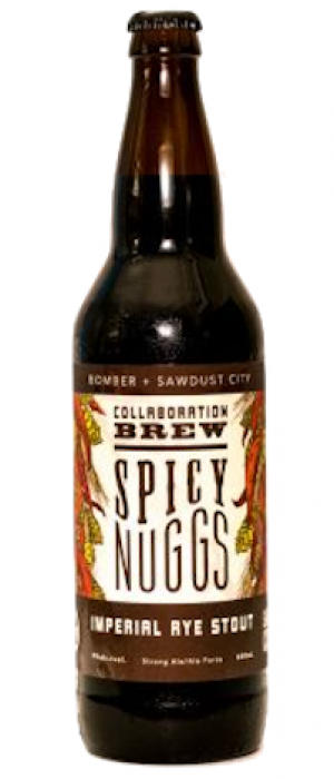 Spicy Nuggs Imperial Rye Stout