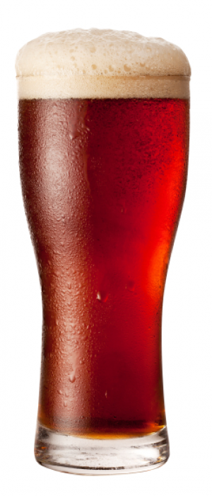 Antelope Amber Ale by Bonneville Brewery in Utah, United States
