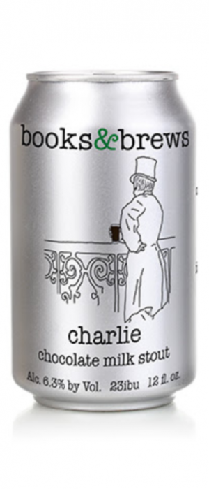 Charlie by Books & Brews in Indiana, United States