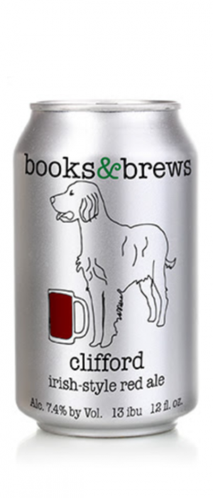 Clifford by Books & Brews in Indiana, United States
