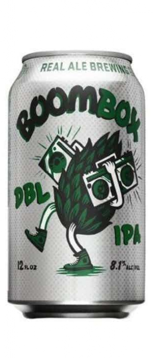 Boombox by Real Ale Brewing Company in Texas, United States