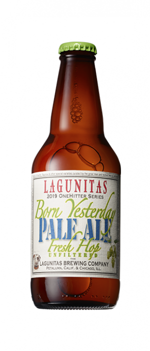 Born Yesterday by Lagunitas Brewing Company in California, United States