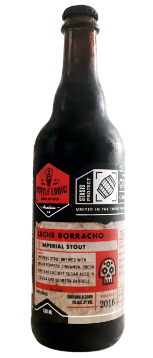 Leche Borracho by Bottle Logic Brewing in California, United States