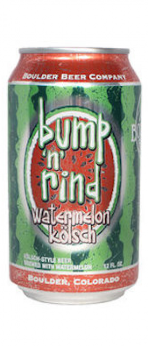 Bump 'n' Rind Watermelon Kolsch