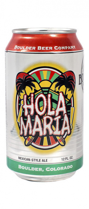 Hola Maria Mexican-Style Ale