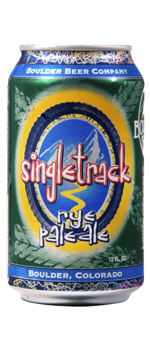 Singletrack Rye Pale Ale by Boulder Beer Company in Colorado, United States