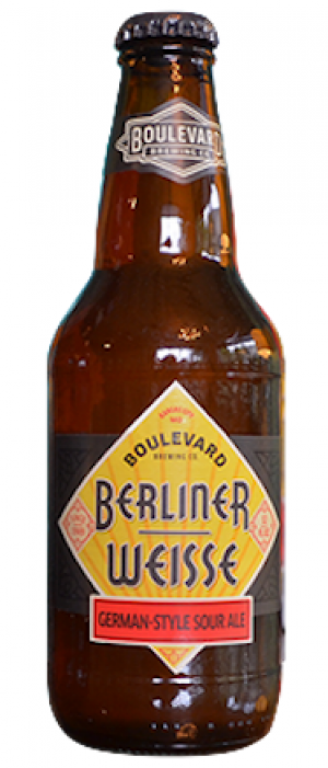 Berliner Weisse by Boulevard Brewing Company in Missouri, United States