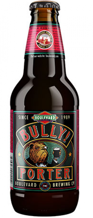 Bully! Porter by Boulevard Brewing Company in Missouri, United States