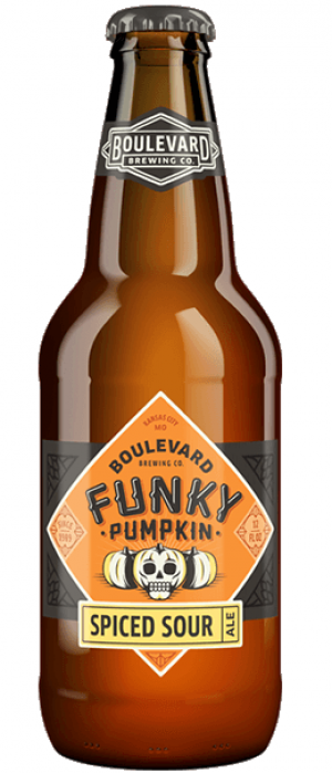 Funky Pumpkin by Boulevard Brewing Company in Missouri, United States