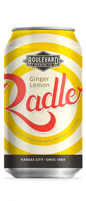 Ginger Lemon Radler