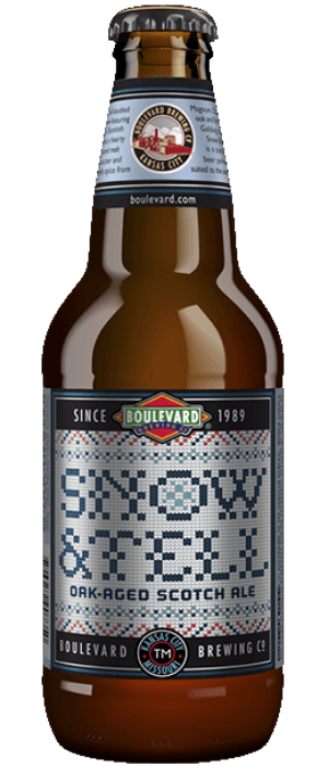 Snow & Tell by Boulevard Brewing Company in Missouri, United States