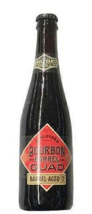 Bourbon Barrel Quad by Boulevard Brewing Company in Missouri, United States