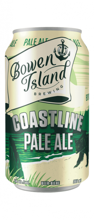 Coastline Pale Ale