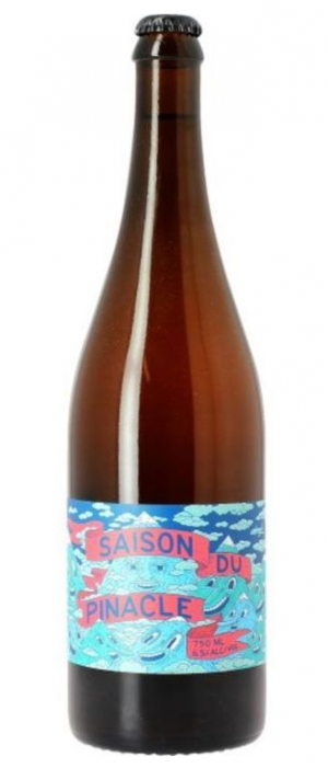 Saison Du Pinacle by Brasserie Dunham in Québec, Canada