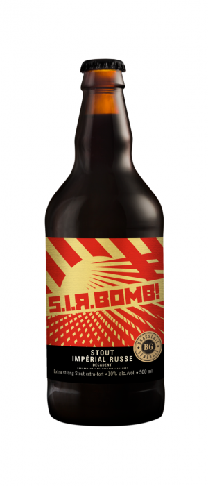 S.I.R. Bomb! by Brasserie Générale in Québec, Canada