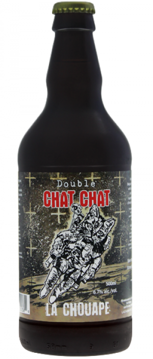 Chit Chat by Brasserie La Chouape Brewing Co. in Québec, Canada