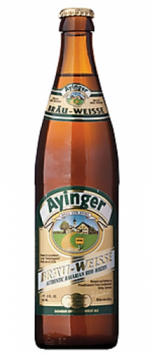 Bräuweisse by Bräu von Aying in Bavaria, Germany