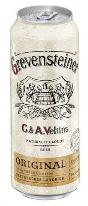 Grevensteiner Original by Brauerei C. & A. Veltins in North Rhine-Westphalia, Germany