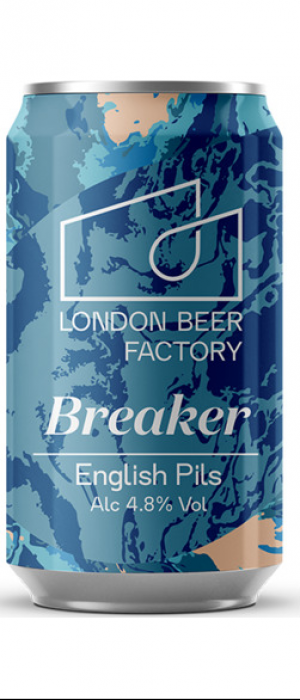 Breaker by London Beer Factory in London - England, United Kingdom