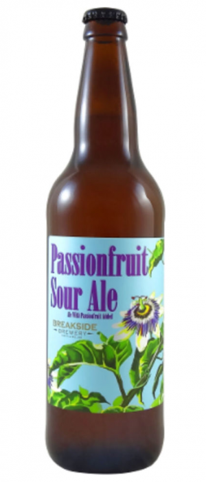 Passionfruit Sour Ale by Breakside Brewery in Oregon, United States
